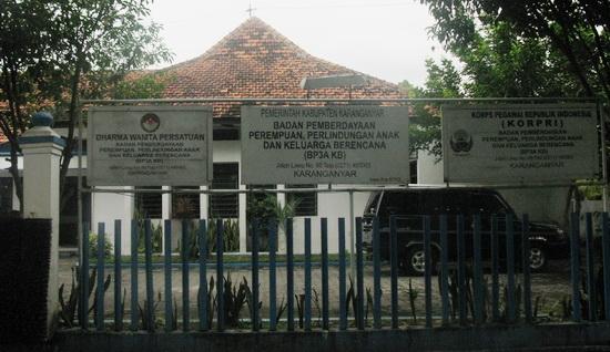 Dinas Pemberdayaan Perempuan, Perlindungan Anak, Pengendalian Penduduk dan Keluarga Berencana