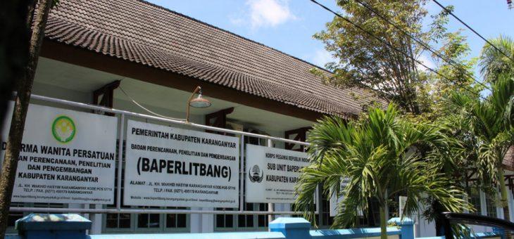 Badan Perencanaan, Penelitian dan Pengembangan Daerah