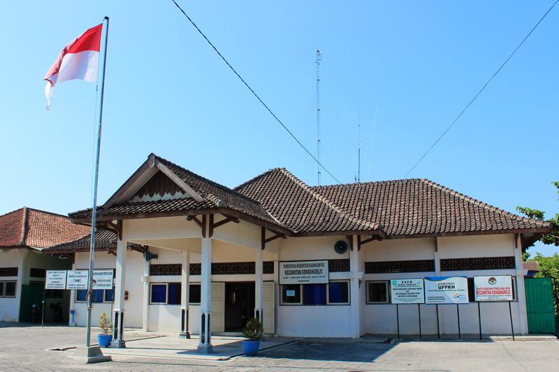 Kantor Kecamatan Gondangrejo