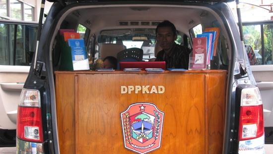 PARYATTI (Pajak Rakyat Terurusi Tenteram Indonesia)