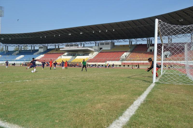 Kabupaten Karanganyar Ikuti Kejuaraan Sepakbola Piala Walikota Solo
