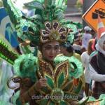 Karnaval seni dan budaya meriahkan peringatan HUT RI ke 69 di Kabupaten Karanganyar