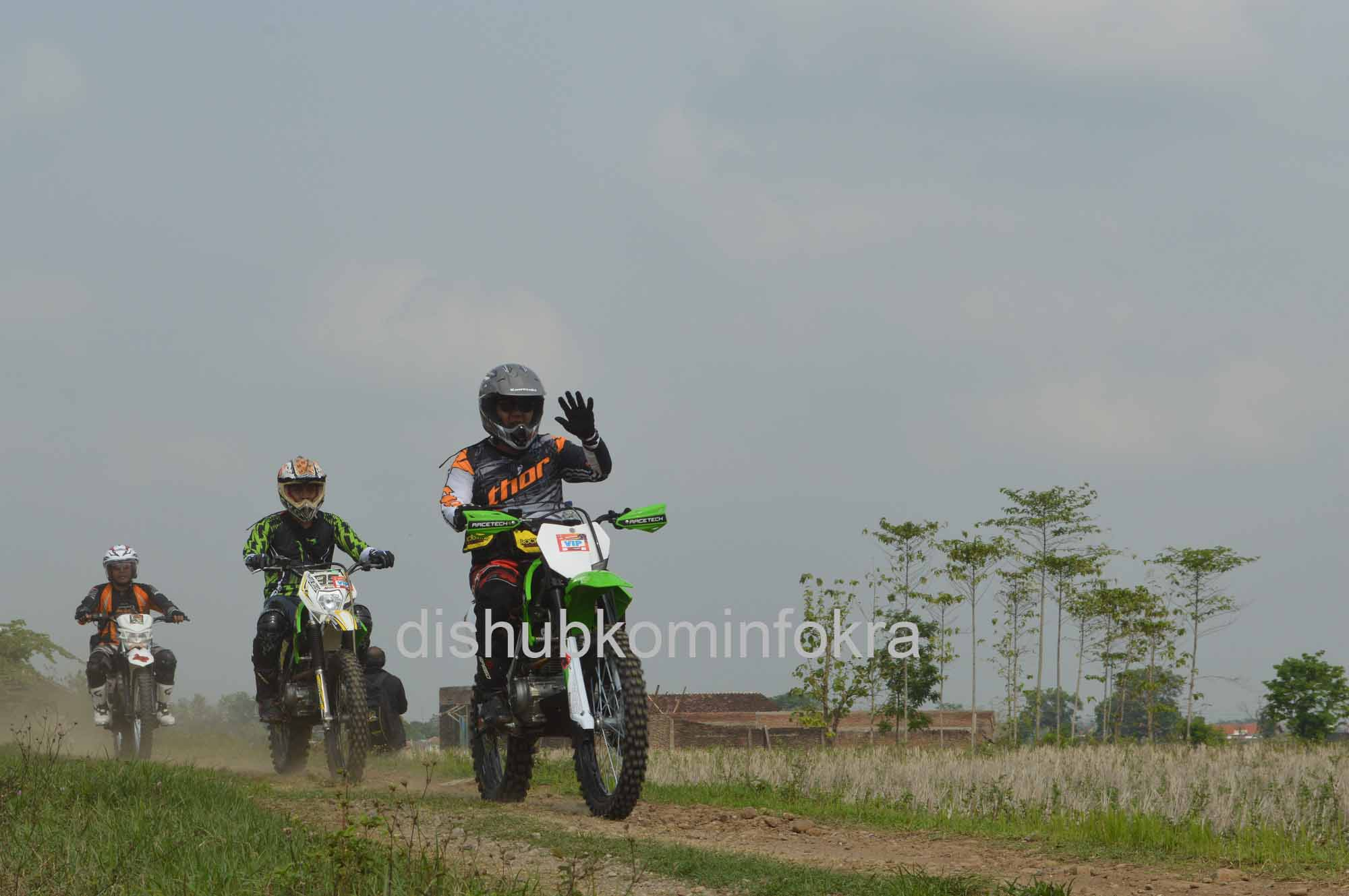 Pejabat Ikuti Trail Adventure