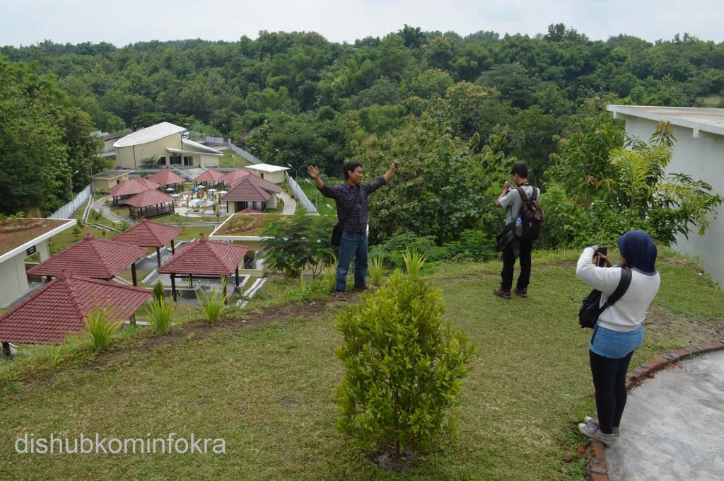 Museum Purbakala Klaster Dayu sebagai wahana edukasi bagi masyarakat