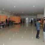 Gedung IGD RSUD Karanganyar sudah mulai dimanfaatkan Senin (29/06) kemarin dengan fasilitas lengkap