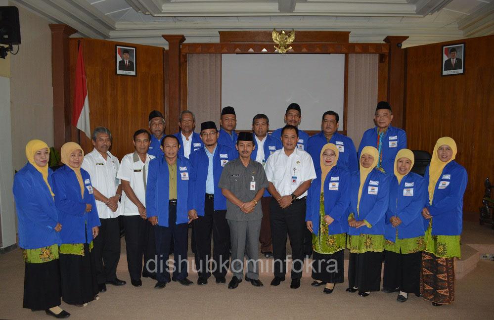 Utusan Muktamar Muhammadiyah dan Aiysiyah Pamitan dengan Bupati