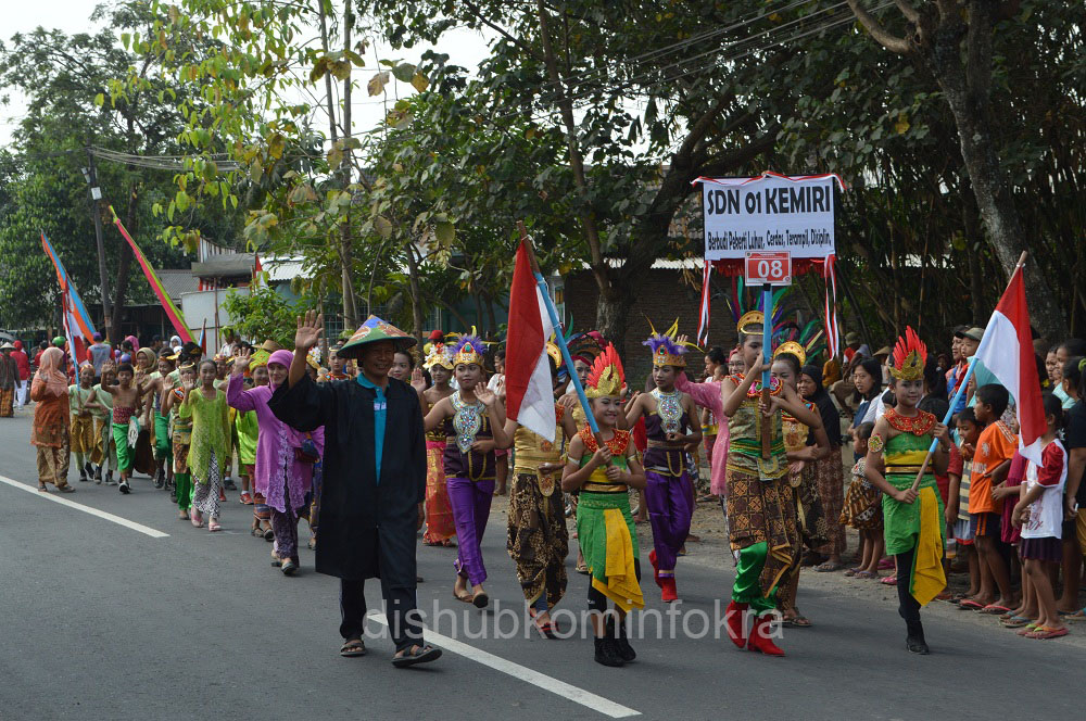 Karnaval Salah Satu Bentuk Nasionalisme