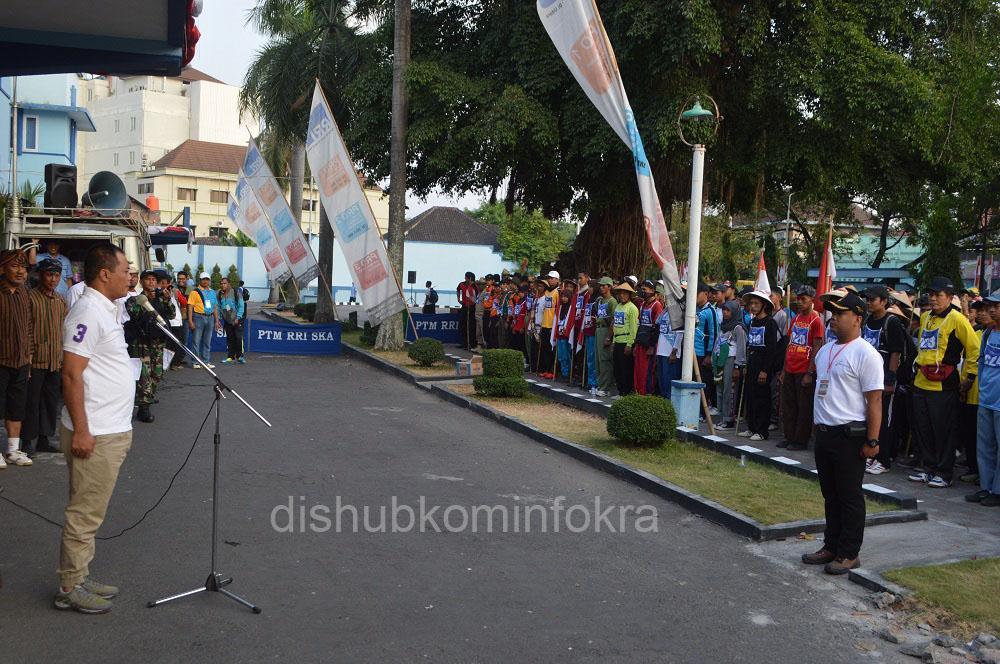 Inilah Foto-foto Napak Tilas Penyelamatan Pemancar RRI Surakarta