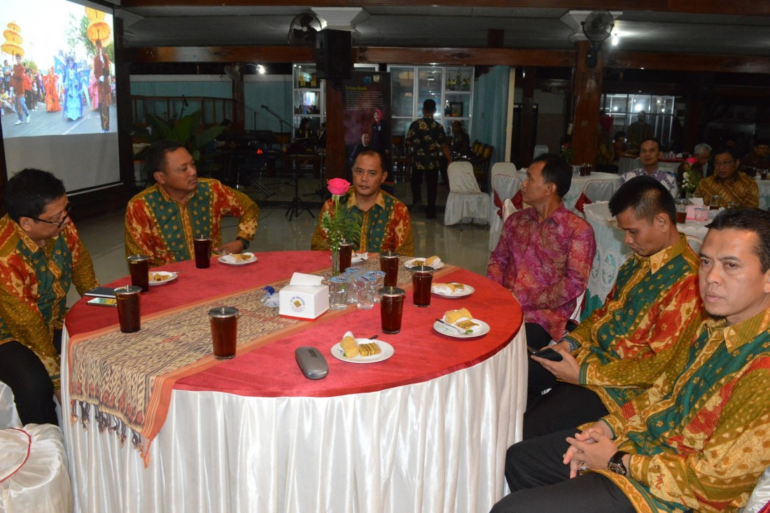 Bussiness Gathering Bank Daerah Karanganyar