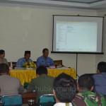 Rapat Koordinasi antar instansi di Kabupaten Karanganyar