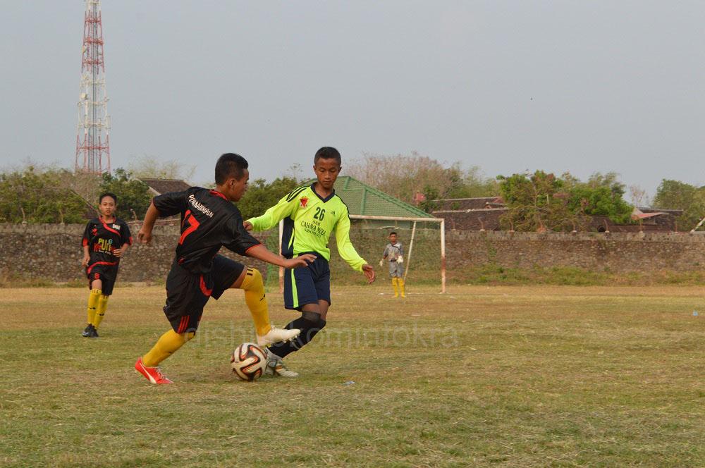 Turnamen U14, Unjuk Bakat Pesepakbola Muda