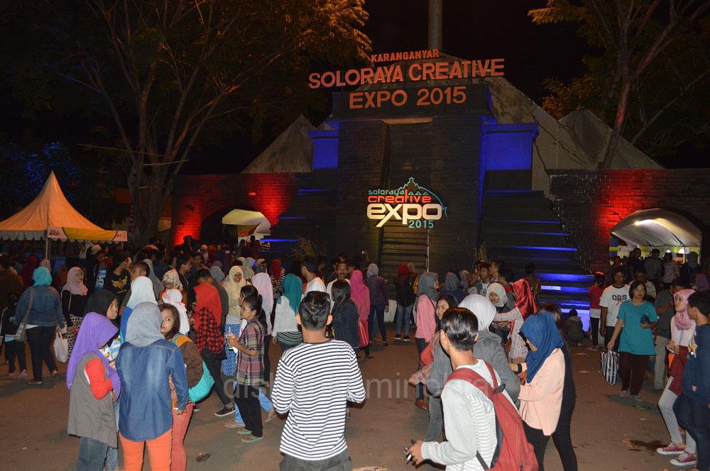 Hingga Hari Terakhir, 41 Ribu Pengunjung Datangi Expo