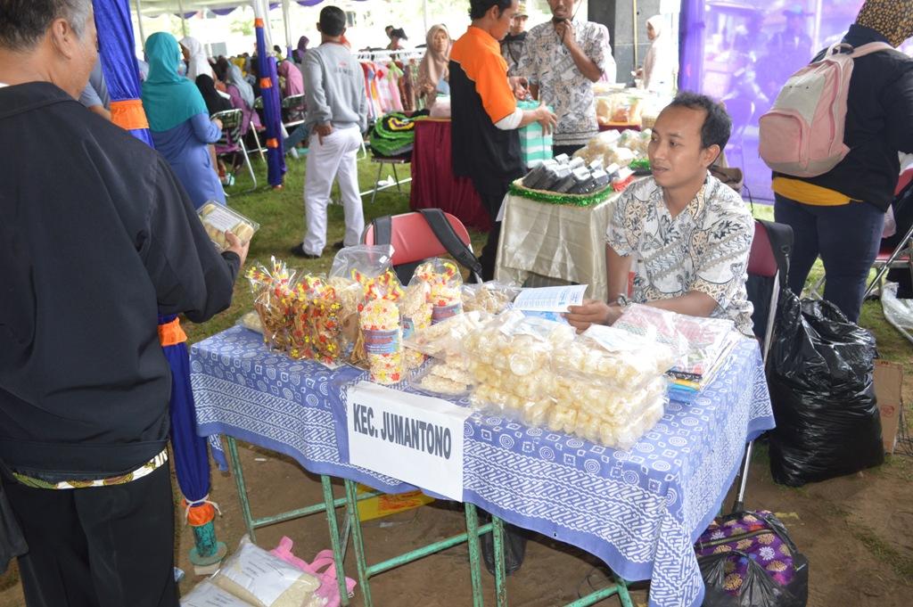 Pembukaan UPK Fair Karangpandan