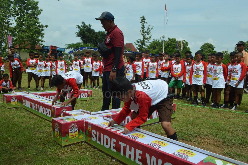 Ribuan Pramuka Ikuti ISC 2015