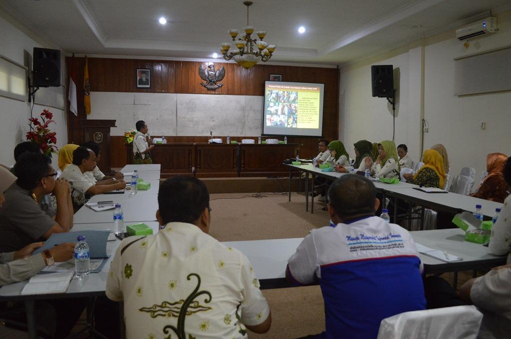 Sosialisasi Pekan Imunisasi Nasional (PIN) Polio Kabupaten Karanganyar 2016