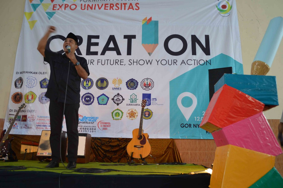 "FORMAKA Present "" Expo Creation"""