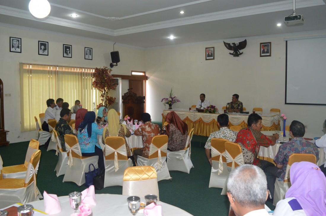 Kunjungan DPRD Sijunjung, Sumatra Barat