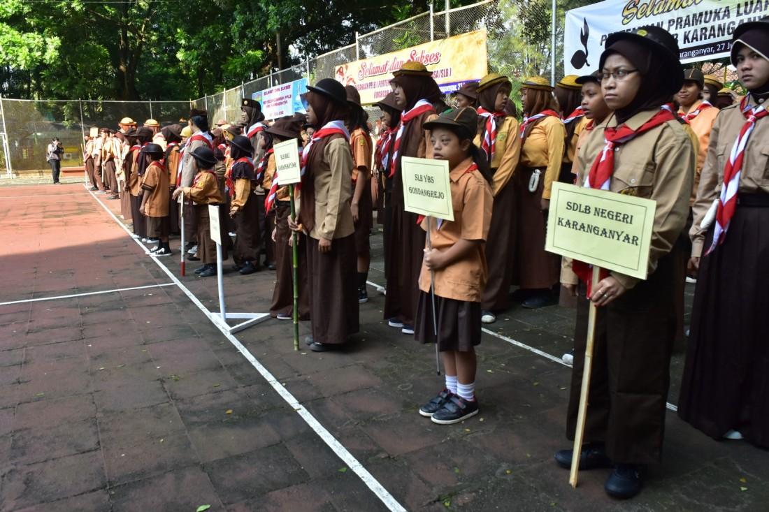 Festival Pramuka Ramaikan Sondokoro