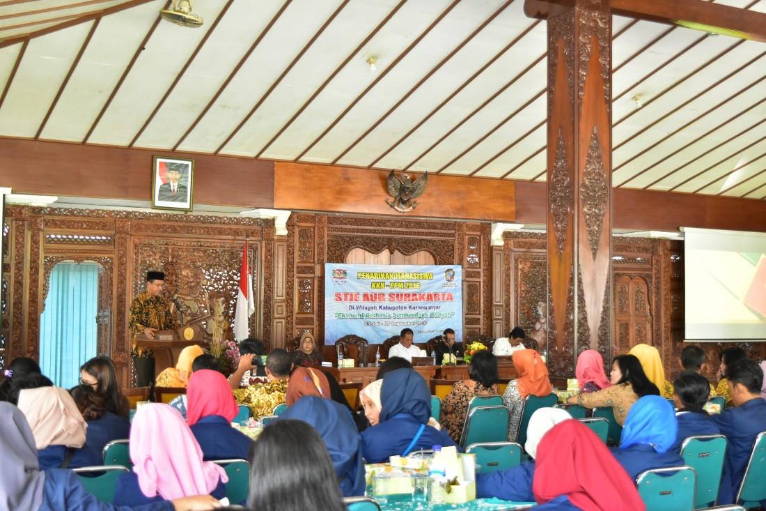 Mahasiswa STIE AUB Surakarta Ditarik dari Lokasi KKN