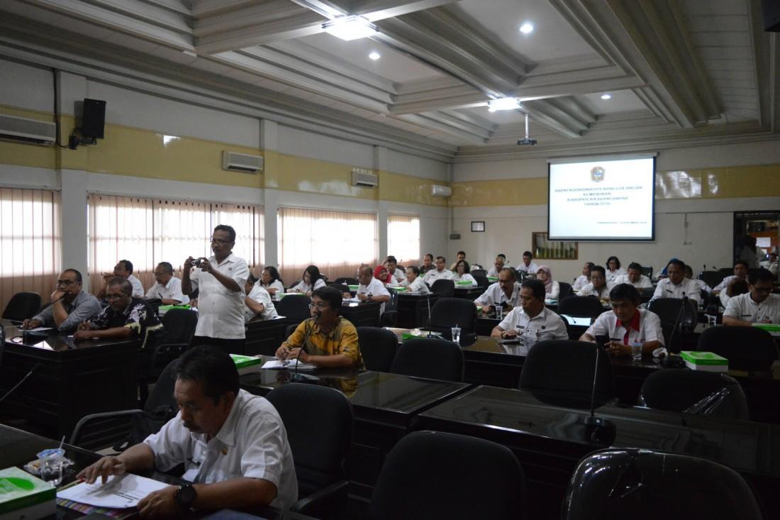 Percepat Penanggulan Kemiskinan, SKPD Untuk Lakukan Validasi Data