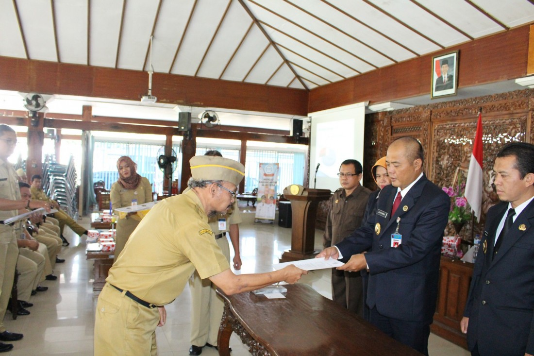 Penandatangan Pakta Intregritas dan Penyerahan DPA 2017