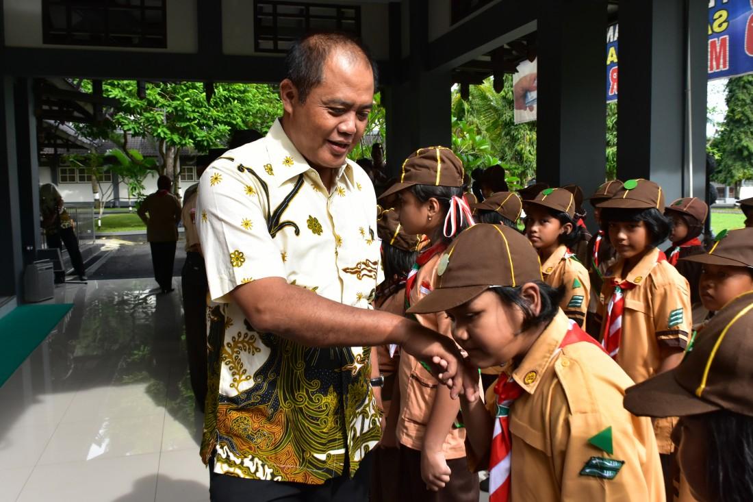 6 Barung Siap Ikuti Pesta Siaga Binwil Surakarta