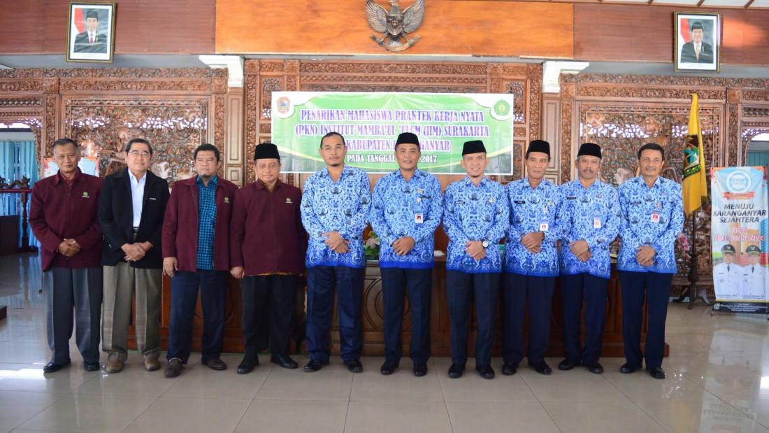208 Mahasiswa IIM Surakarta Ditarik dari lokasi PKN