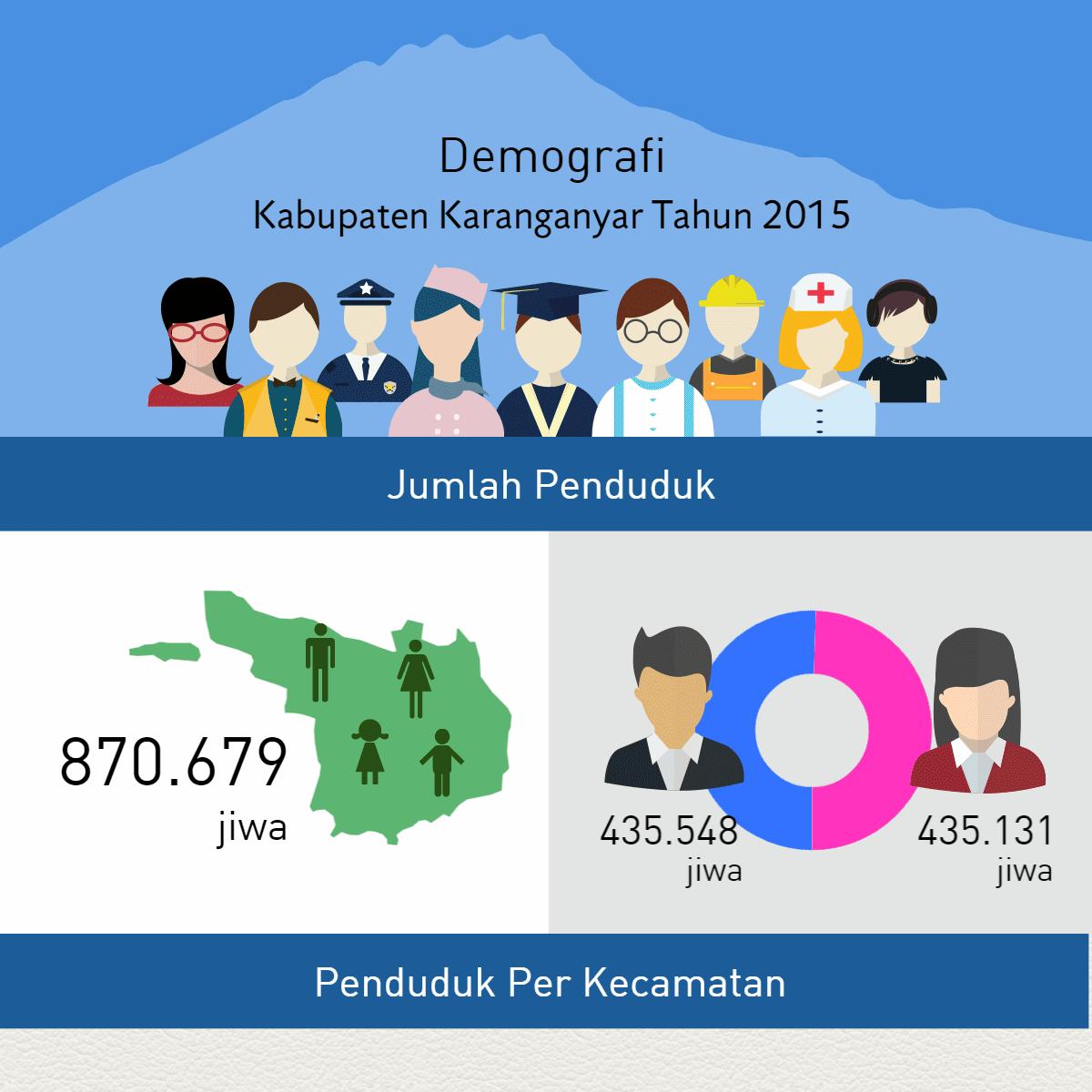 Demografi 2015