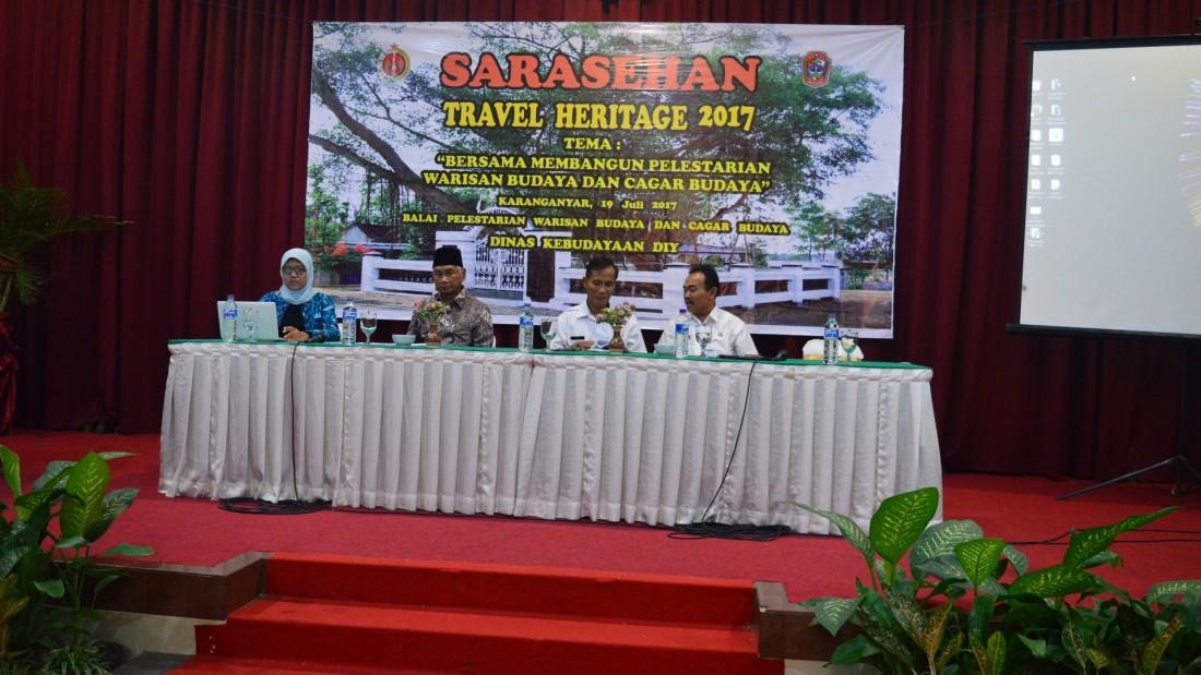 Karanganyar Menjadi Salah Satu Tujuan Travel Heritage 2017