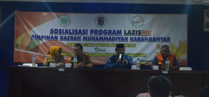 PROGRAM LAZISMU UNTUK EKONOMI INDONESIA