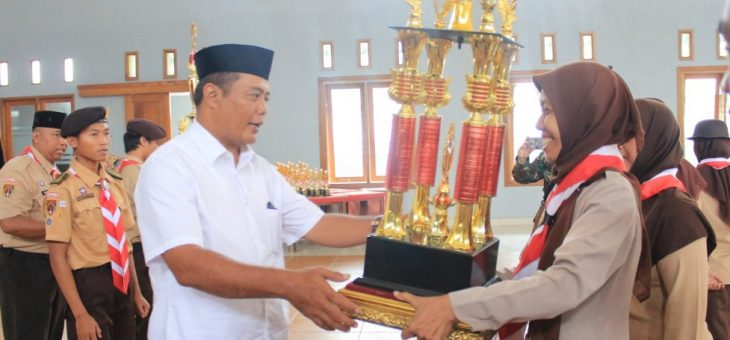 "Bupati Karanganyar, Juliyatmono : ""Spirit Jaka Sanga, Diharapkan Menginspirasi Pemuda Karanganyar"""