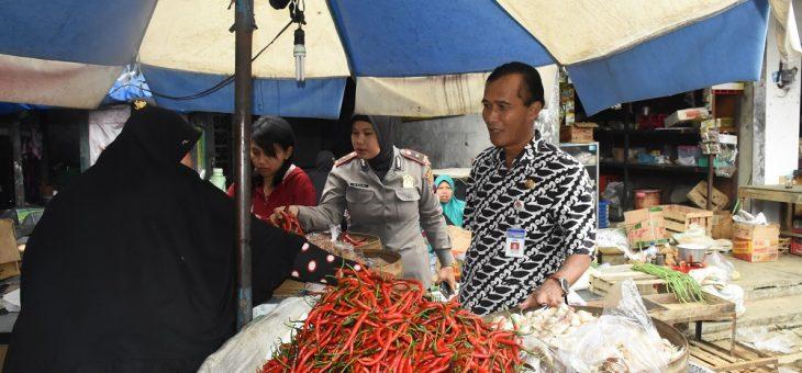 Pantauan TPID, Pasokan Sembako Aman Untuk Natal dan Tahun Baru