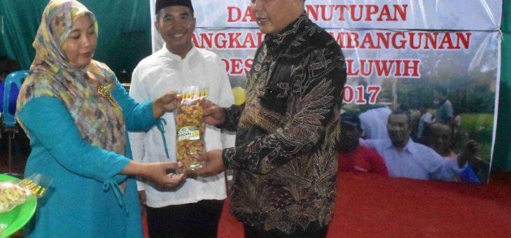 Jadikan Ngadiluwih Sentral  Jeruk Bali