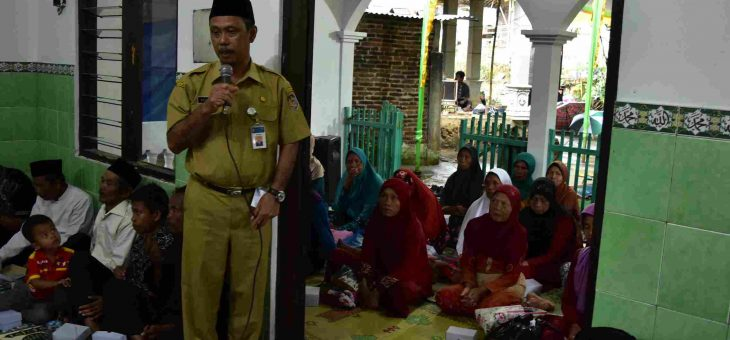 Mari Makmurkan Masjid Dengan Sholat Berjamaah