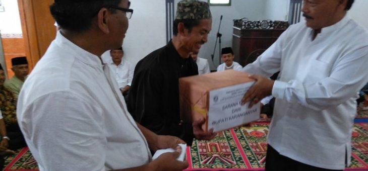 Pjs Bupati Silaturahmi dengan Warga Jatiyoso