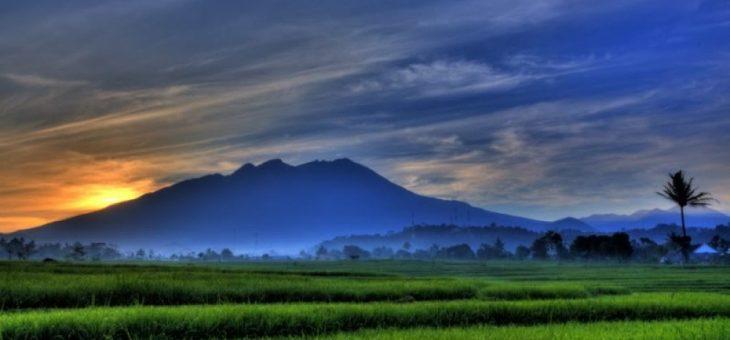 Lawu Jadi Sejarah Hari Gunung Sedunia