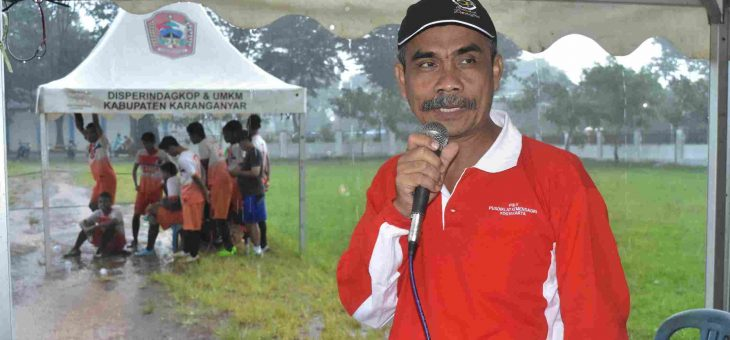 Turnamen Sepak Bola Antar Club Se Kabupaten Karanganyar