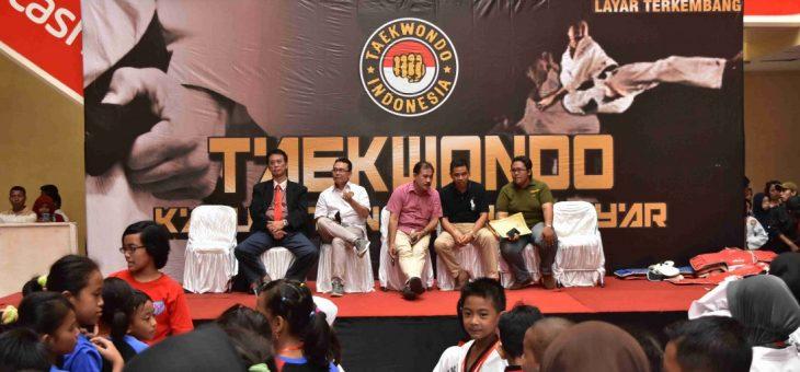 Kejuaraan Taekwondo Piala Bupati Tahun 2018