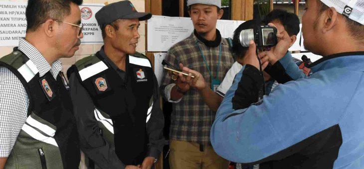 Pemantauan Tim Desk Pilkada 2018 Kabupaten Karanganyar