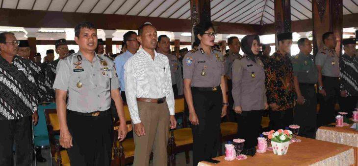 """Tasyakuran HUT PP Polri : """" Salut Dengan Semangat Para Senior Purnawirawan Polri"""""""