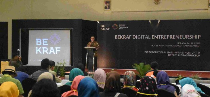 BE KRAF Digital Entrepreneurship