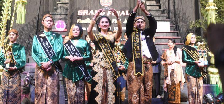 Grand Final Pemilihan Putra Putri Lawu Duta Wisata tahun 2018 Kabupaten Karanganyar