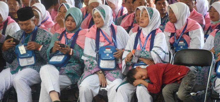Jamaah Haji Harus Senang dan Gembira