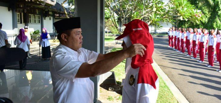 Bupati Karanganyar : Pemuda Harus Jadi Pelopor Dan Nasionalis Yang Kuat