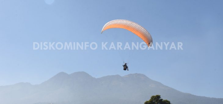 Paragliding Trip Of Indonesia (TROI) Series 2 Tahun 2018