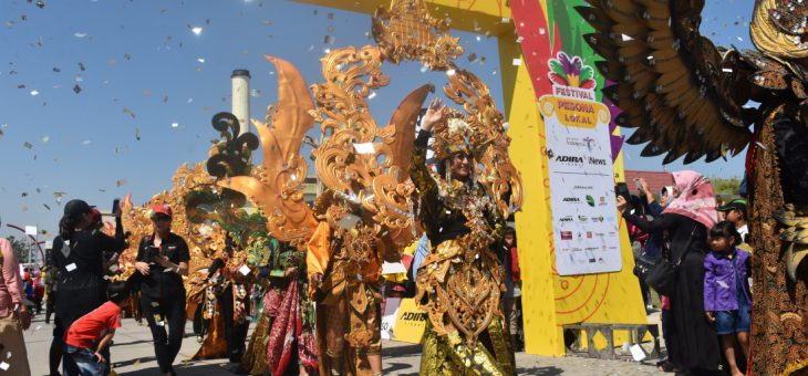 Festival Pesona Lokal di De Tjolomadoe, Karanganyar