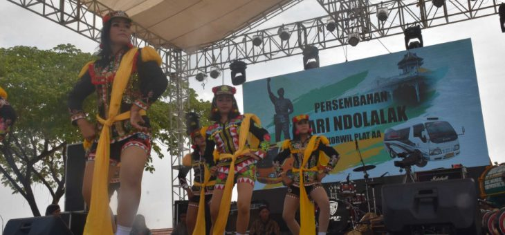 Jambore Nasional Elf di De Tjolomadoe