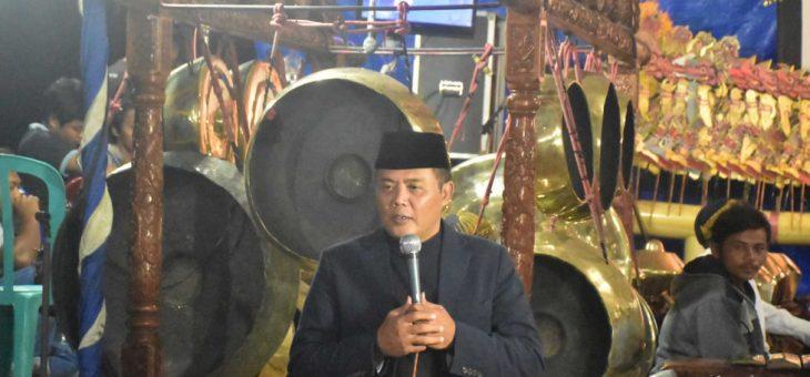 Wayangan Semalam Suntuk Di Desa Jantirejo, Kecamatan Ngargoyoso