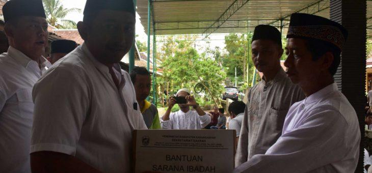 Masjid Besar 2 Lantai Tengah Dibangun Di Jatiyoso