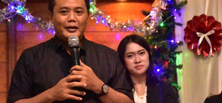 Bupati Karanganyar Hadiri Perayaan Natal Bersama Kecamatan Jumantono, Jumapolo dan Tasikmadu